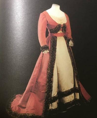 Costume Maria Antonietta