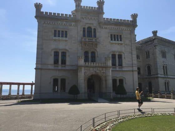 Il Castello di Miramare Trieste