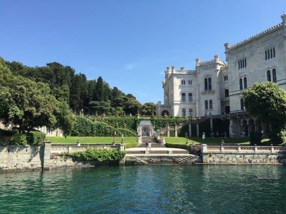 Porto privato del Castello