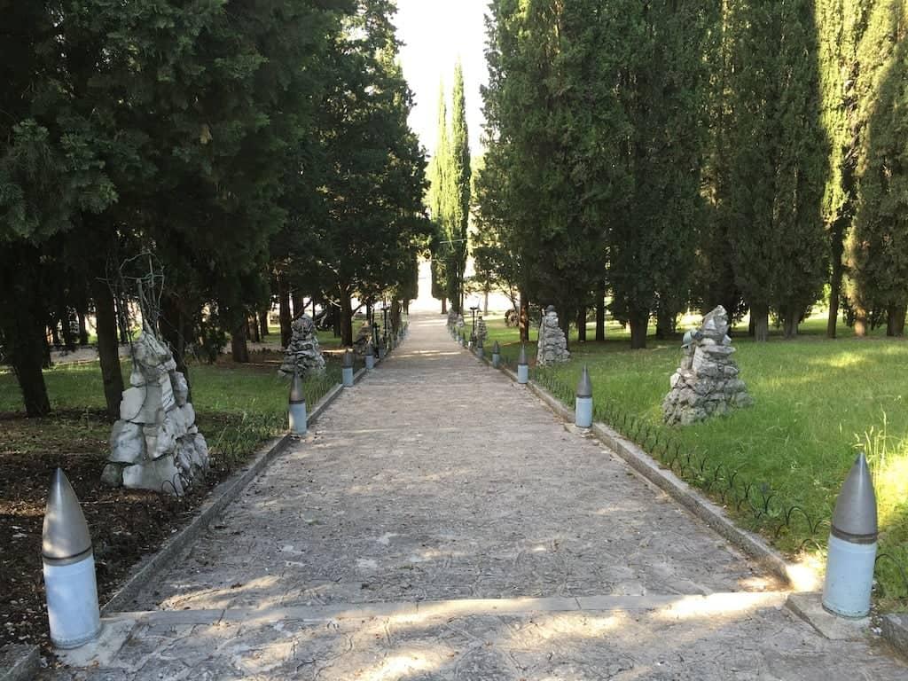 Viale Colle Sant Elia