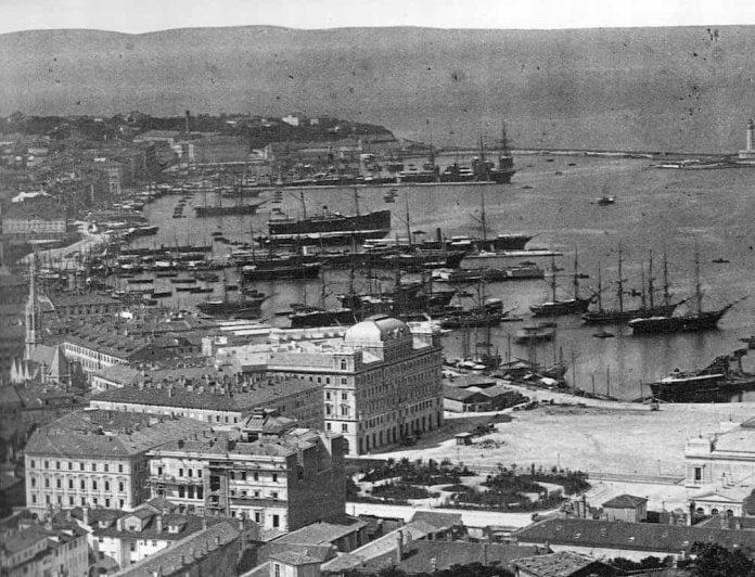 Storia della città di Trieste