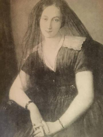 Ritratto Adelaide Ristori