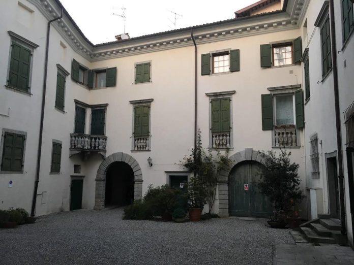 palazzo de portis cividale corte interna