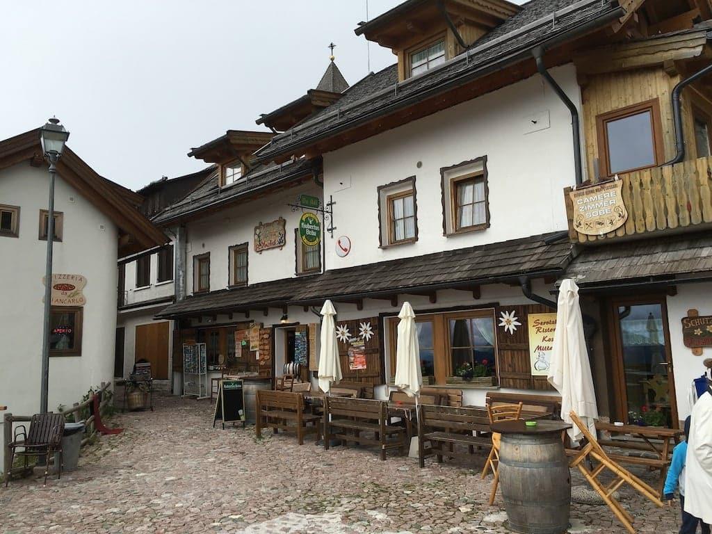 Locali Monte Lussari