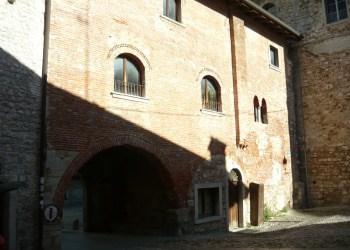 Portão romano em Cividale del Friuli