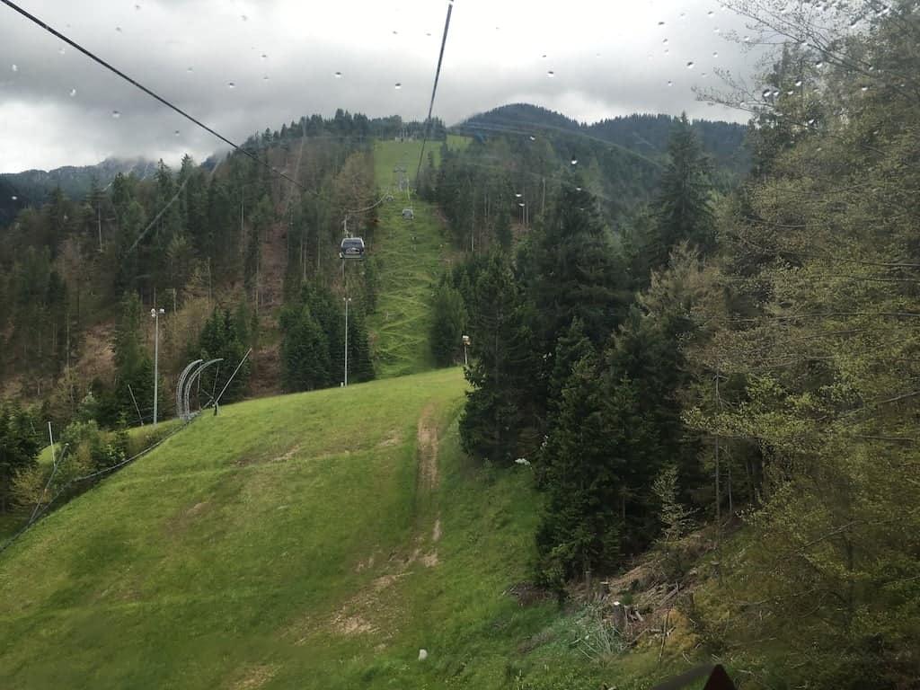 Funivia Monte Lussari
