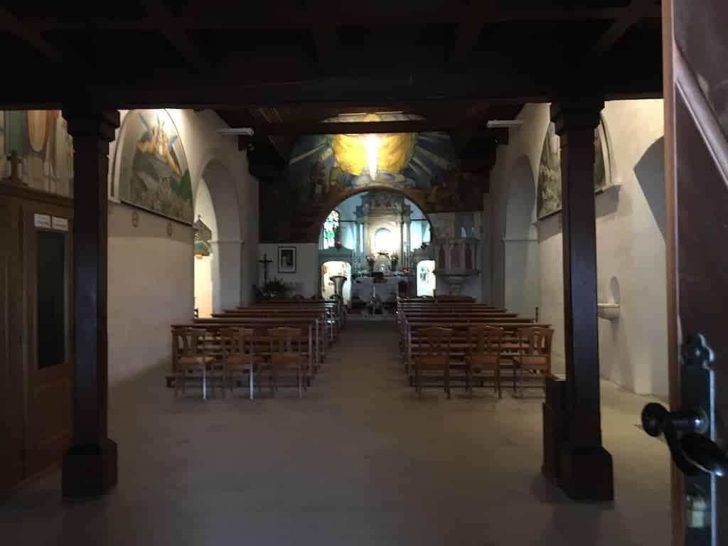 Chiesa Monte Lussari