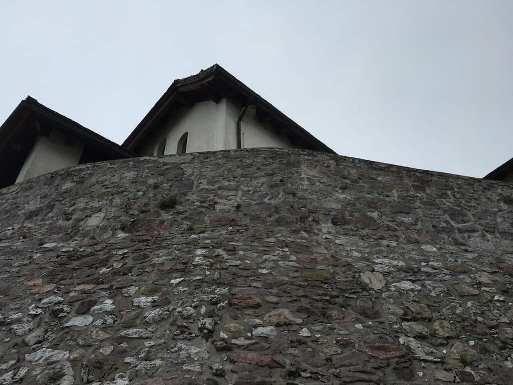 Mura Monte lussari