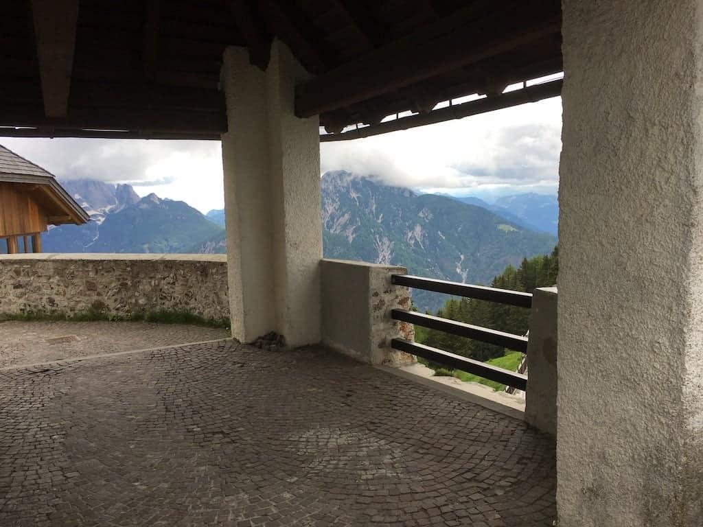 Santuario Mote Lussari