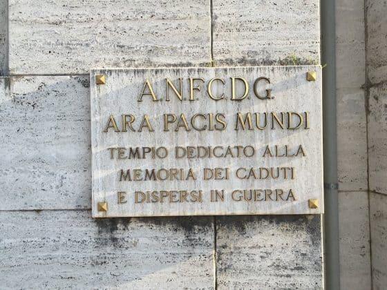 Tempio dedicato alla memoria