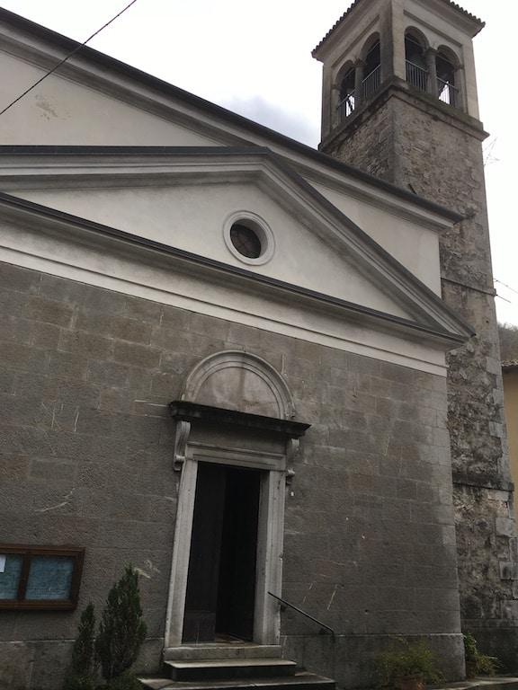 Chiesa di Brischis