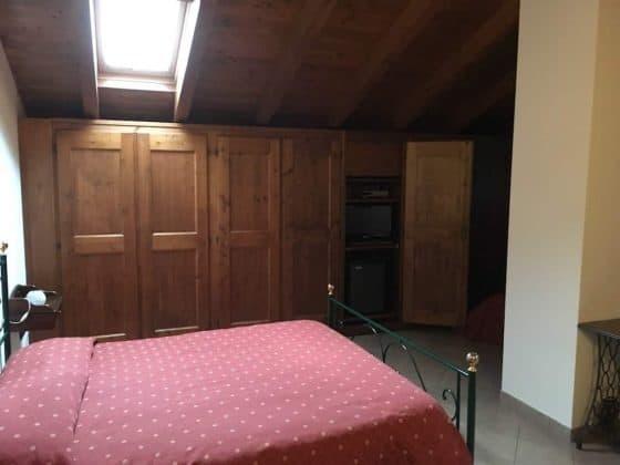 La stanza Tripla dell'agriturismo Casa Luis