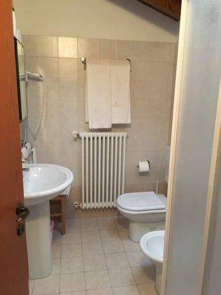 Bagno delle stanze Casa Luis