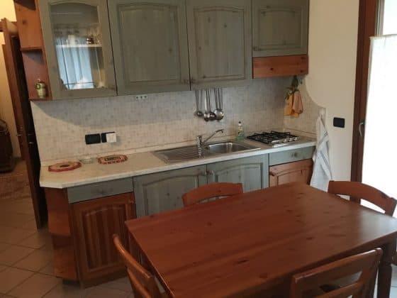 Cucinino apartamento Casa Luis