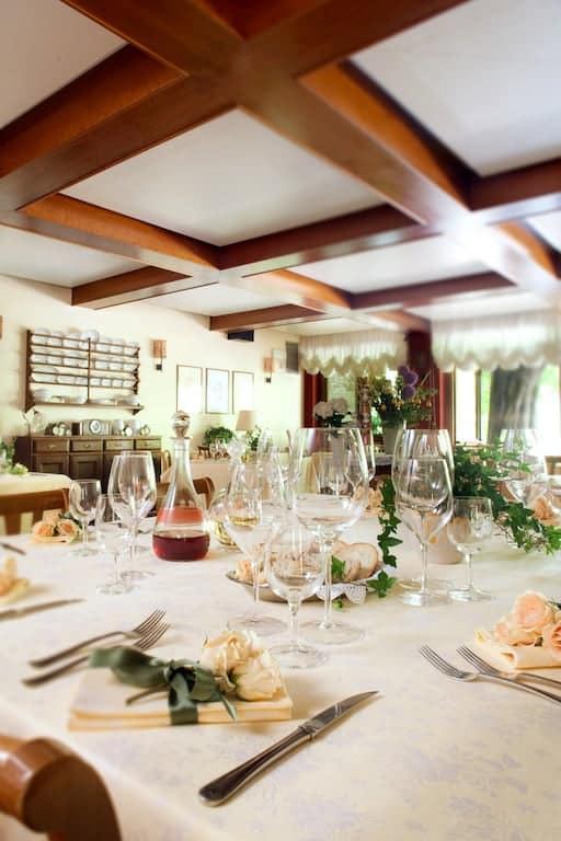 ristorante al Vescovo, Pulfero