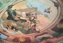 Affresco di Francesco Chiarottini
