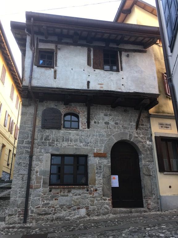 casa medievale la pi vecchia di cividale del friuli vimado