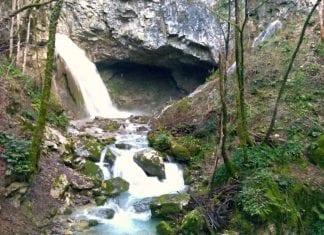 cascate di Kot