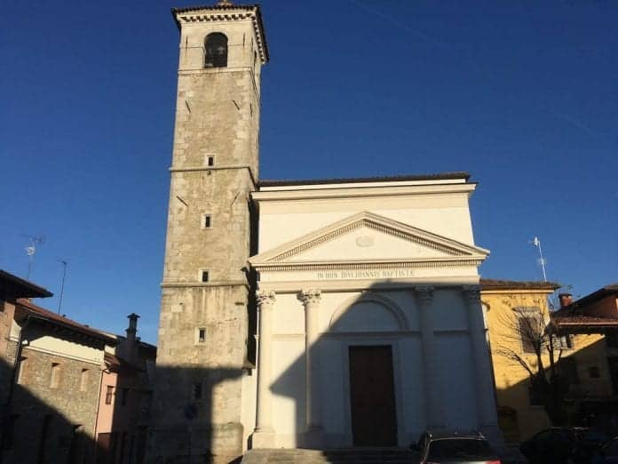 Chiesa di San Giovanni in Xenodochio