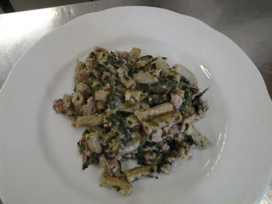 Pasta con verdure dell'orto Borgo dei Sapori