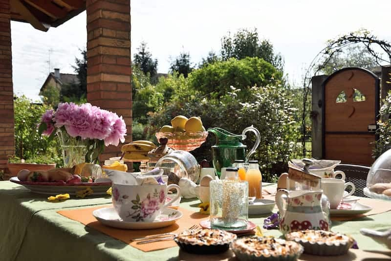 Colazione Bed and Breakfast Trecuori