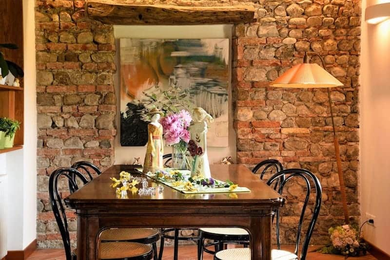Stanza comune Bed and Breakfast Trecuori