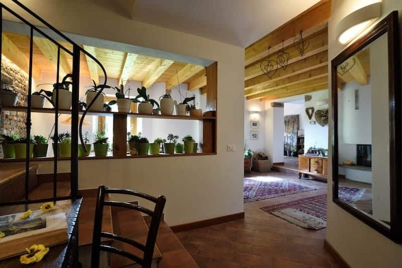 Salotto Bed and Breakfast Trecuori