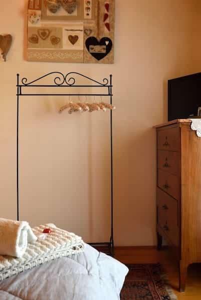 Scorcio camera Bed and Breakfast Trecuori