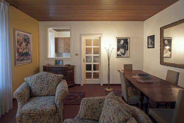 Il confortevole salotto Casa Vacanze il Gattopardo