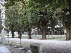 Cimitero degli Eroi - Basilica di Aquileia