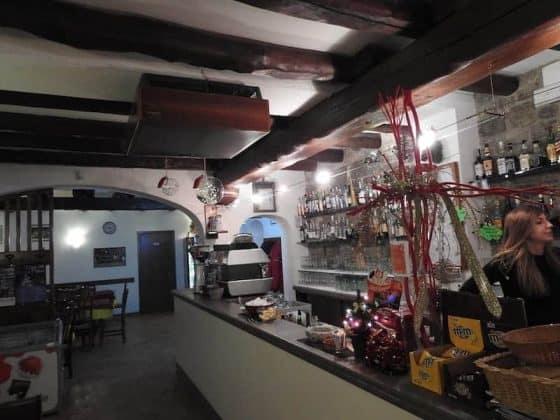 Sala Bar della pizzeria