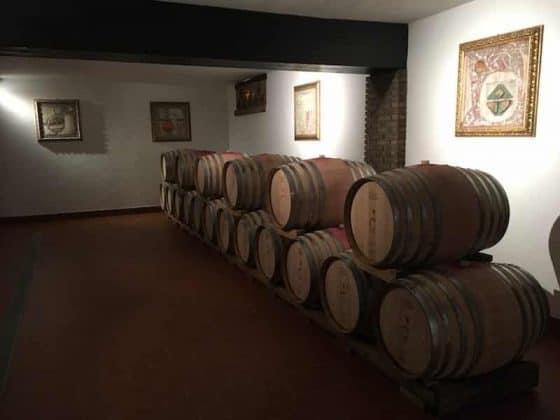 Botti di legno per il vino Vineria Vencò