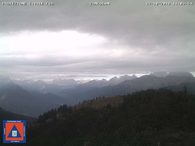 Monte Zoncolan Webcam