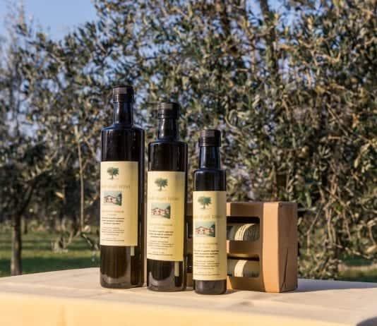 Olio agriturismo Casale degli ulivi - Udine