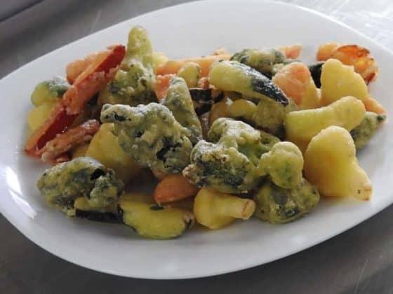 Verdure pastella