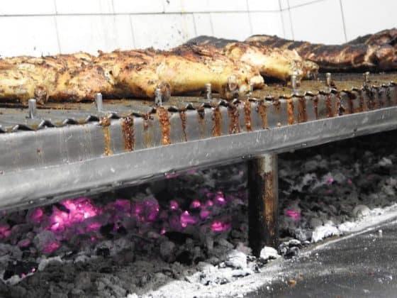 Braci e carne alla griglia