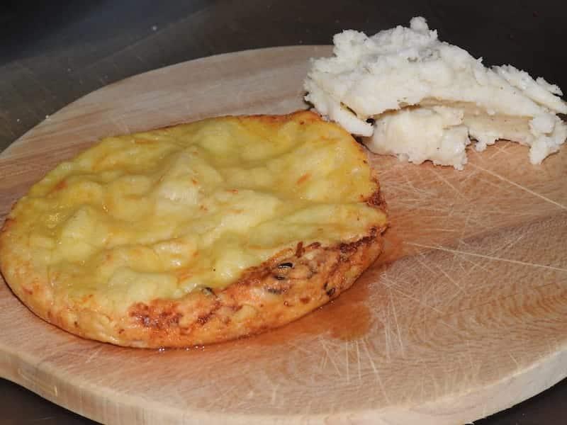 Fricoco con polenta
