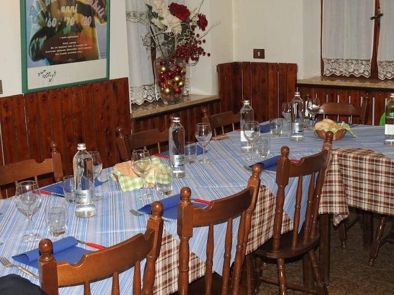 Seconda sala da pranzo