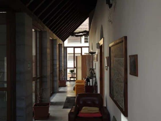 Area comune Casa Pesarina