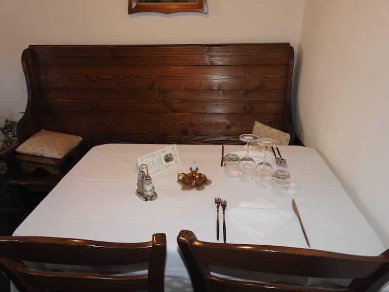 Tavolo sala da pranzo Sot La Napa