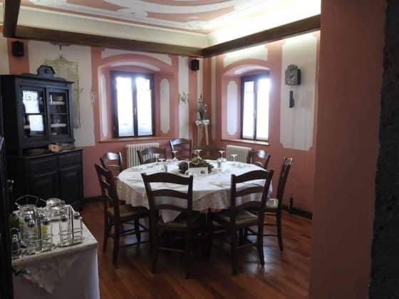 Sala da pranzo Sot La Napa