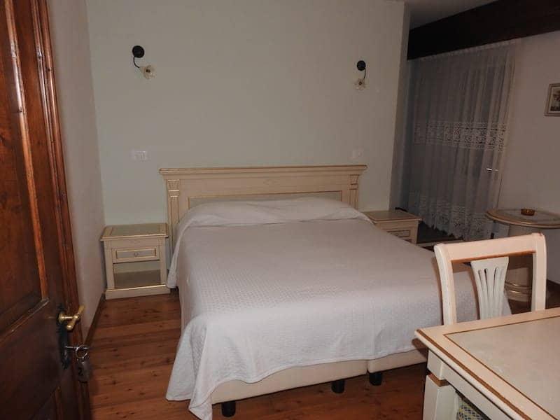 Camera da letto Alloggio agrituristico Sot La Napa