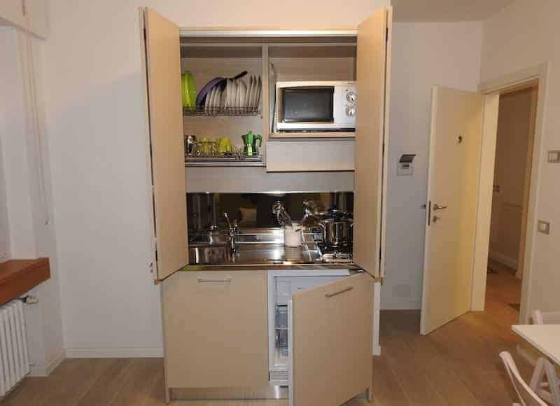 Mobile cucina monolocale