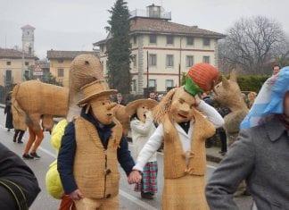 Carnevale Pust nelle Valli del Natisone