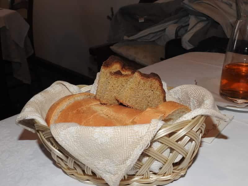 Pane fatto in casa Sot La Napa