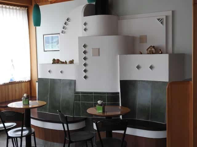 Stufa ristorante da Sardo