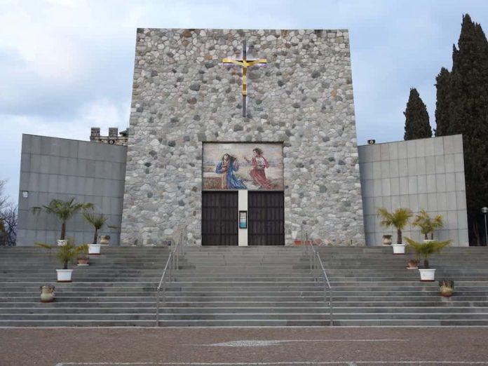 Santuario della Madonna Missionaria a Tricesimo
