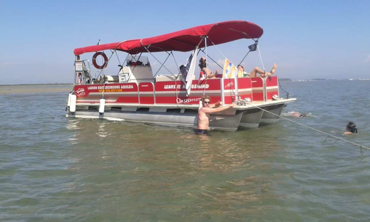 Barca del Capitano Marco