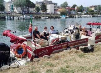 Escursioni in barca da Aquileia