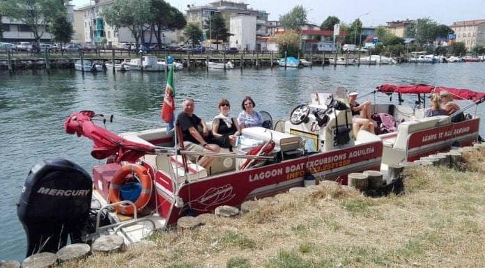 Bootsfahrten von Aquileia